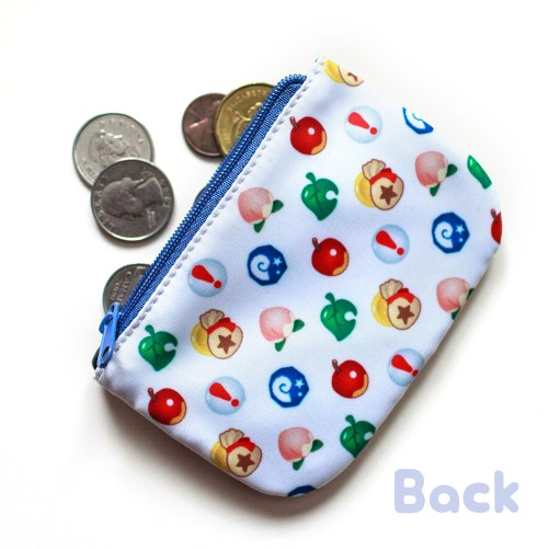Animal Crossing Coin Purse