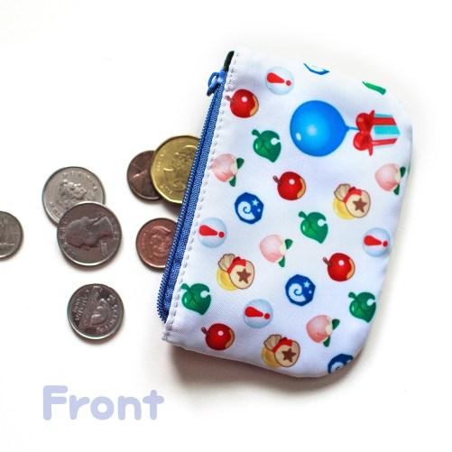 Animal Crossing Coin Purse