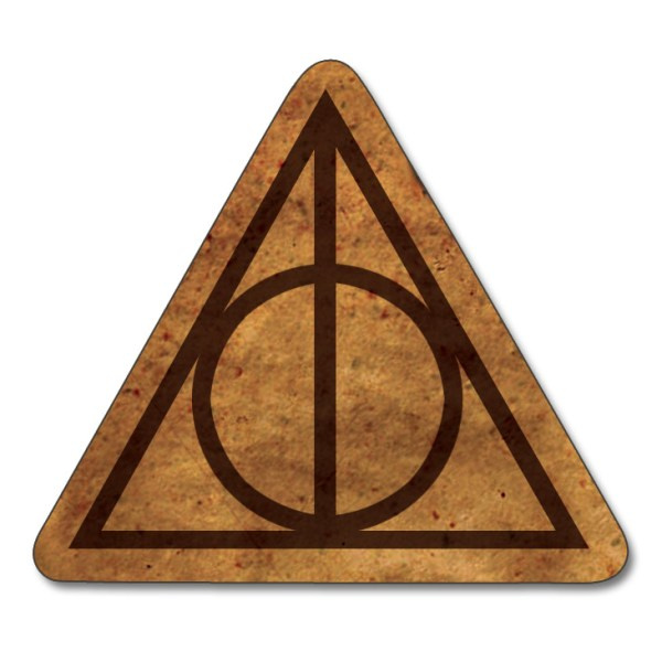 Deathly Hallows Magnet
