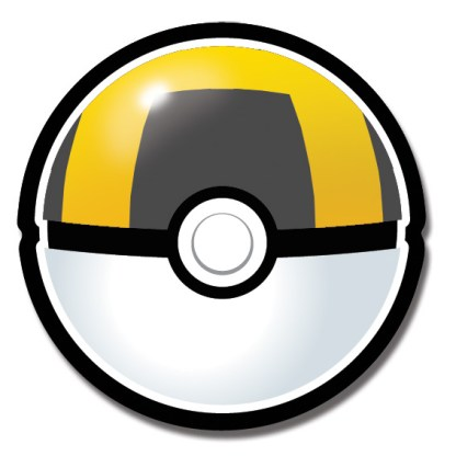 Pokemon Ultra Ball Magnet