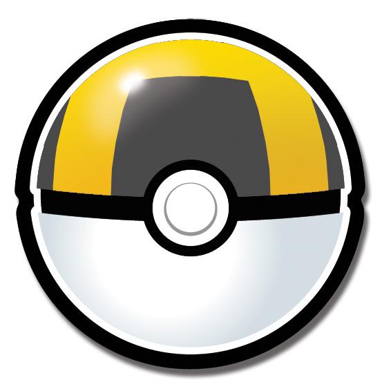 Pokemon Ultra Ball Magnet