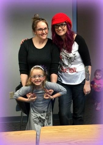 Regina, Me and Ava