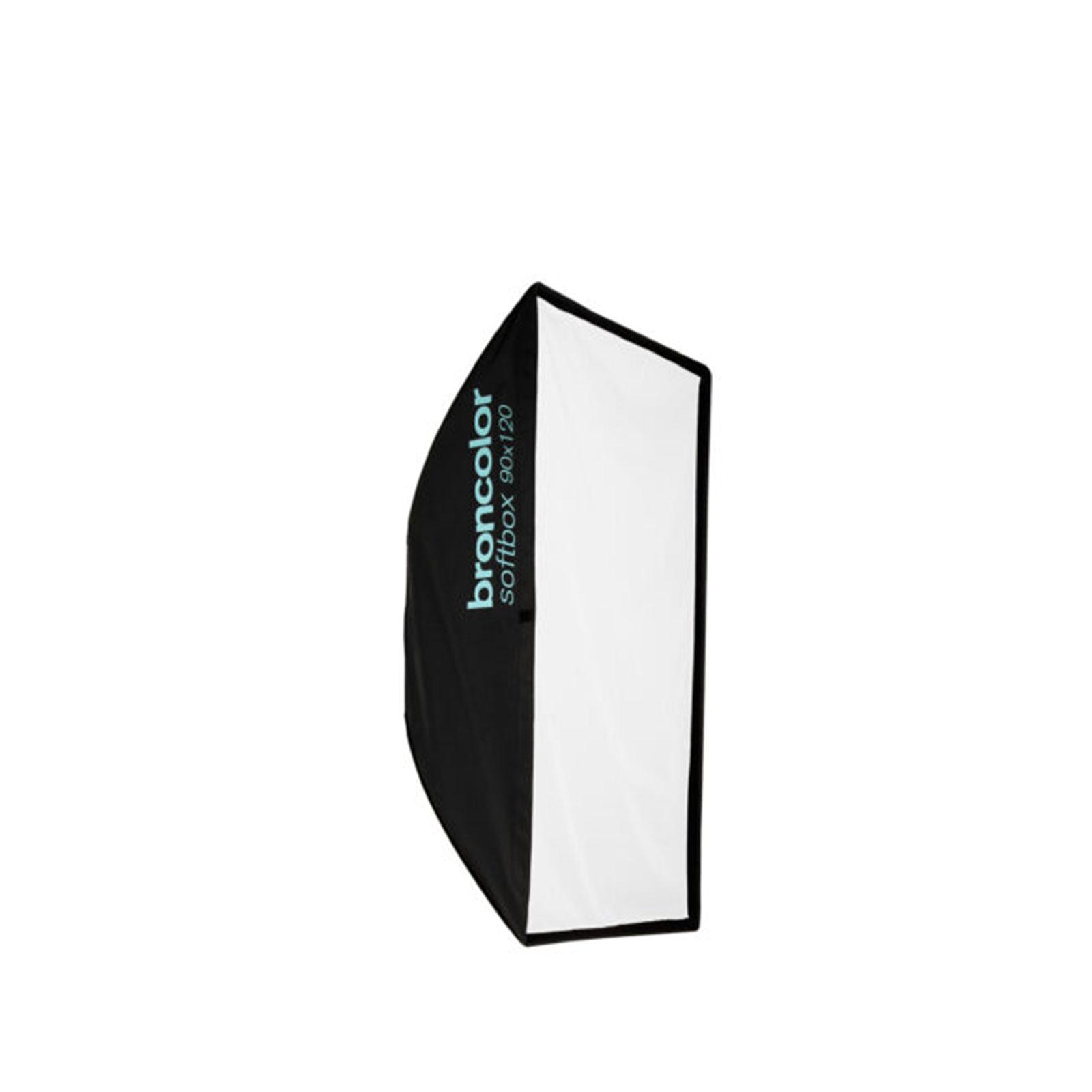 Noleggio Broncolor box 90x120