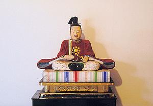 松倉重政木像(島原城史料館蔵)