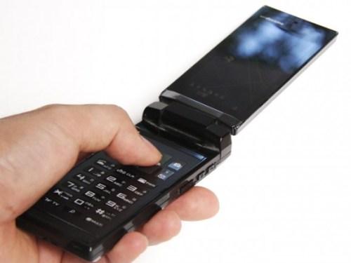 ガタパゴス携帯