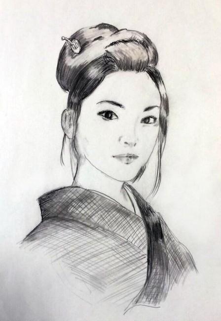 田中麗奈さん