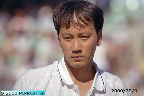 Michael Chang  All photos © Advantage Tennis