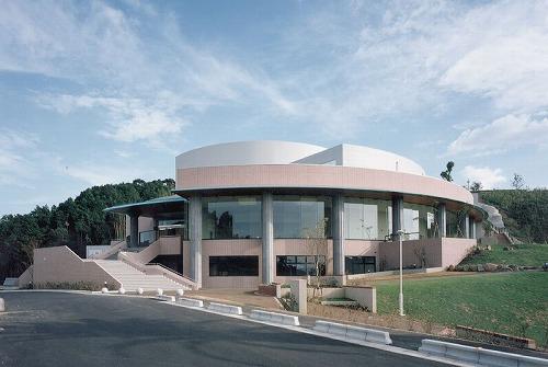 長与町民文化ホール井上建築設計事務所