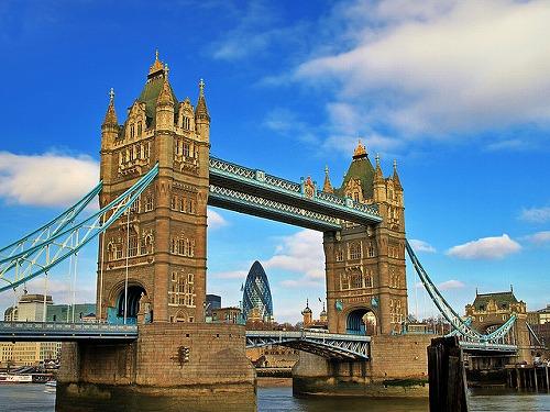 世界遺産 タワーブリッジ