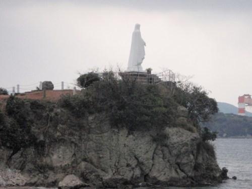 神ノ島 マリア観音