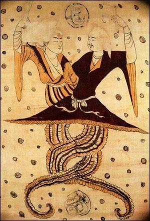 伏羲と女禍
