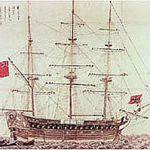 腰抜け幕府をさらけ出した長崎フェートン号事件
