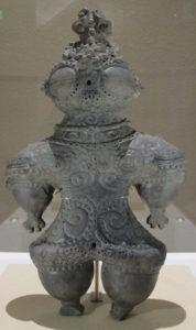 恵比須田遺跡 遮光器土偶