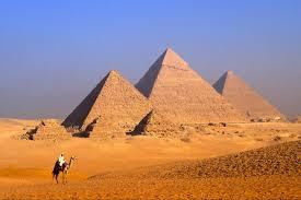 エジプト、ピラミッド