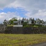 島原の前方後円墳