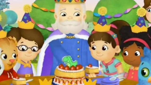 Daniel Tiger S Neighborhood Prince Wednesday S Happy Birthday Thetvdb Com