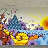Street Art fantástico do brasileiro Highraff