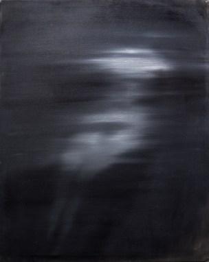 "William Foyle | Figure I, 2015 | 45"" x 57.5"""