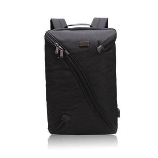 Городской рюкзак ArtX Aliens Squads для ноутбука Звездно-черный #115