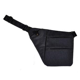 Мужская сумка-мессенджер ArtX #039 Серый