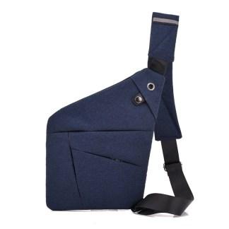 Сумка-мессенджер ArtX Style Темно-синий #046