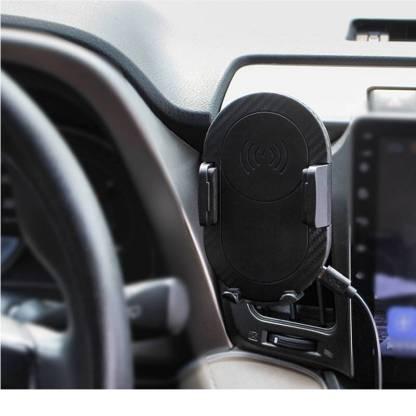 Автодержатель для смартфона беспроводная зарядка ArtX S112 Wireless  #533