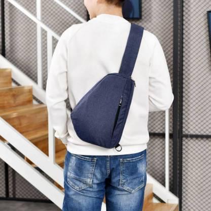 Смарт-сумка ArtX Pentagon синяя #92-2t