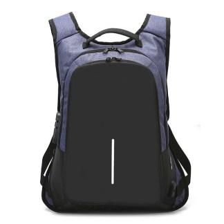 Городской рюкзак Анти-вор ArtX Fort  USB 16 л синий #217-3