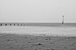 Disappearing Groyne Hornsea