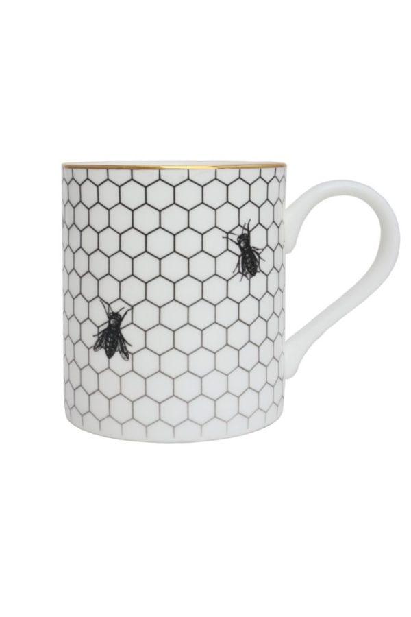Rory Dobner buzzing bee mug