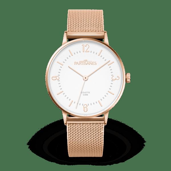 Colette-les-partisanes-montre-femme-blanc-1