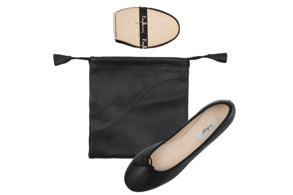 Bagllerina noire boutique Paris