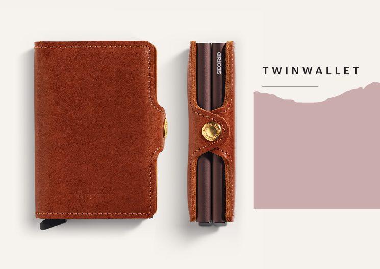 Secrid twinwallet porte carte