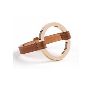 maison-boinet-bracelet-cuir-grand-anneau-havane-artydandy
