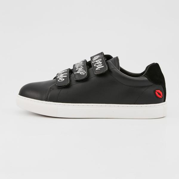 sneakers-edith-edith-je-t-aime-noir-artydandy