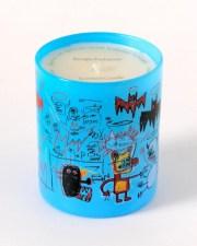 Bougie parfumée Jean Michel Basquiat