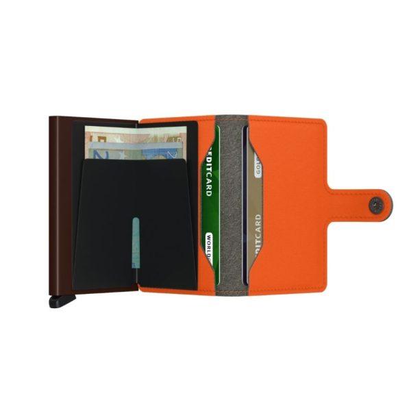 Secrid-porte-cartes-miniwallet-yard-orange-ouvert-artydandy
