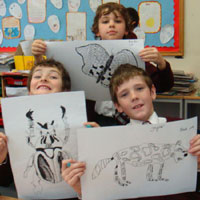 Drawing workshops
