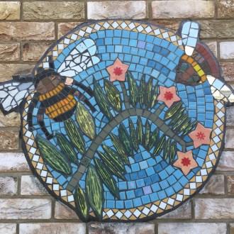 Fox Primary mosaics