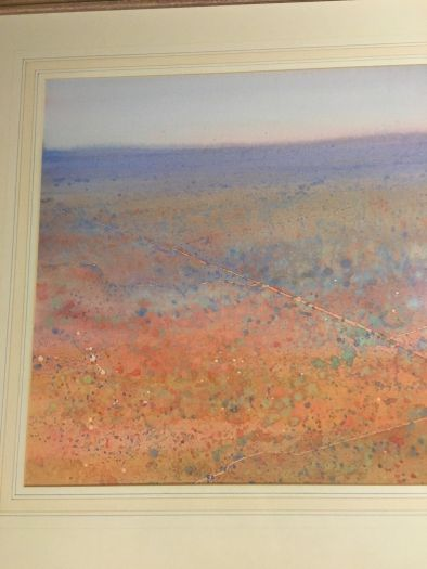 original-watercolour-by-ben-shearer-signed-and-info-on-verso-roads-north-nt2