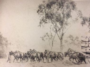 ernest-warner-australian-1879-1968-the-wool-team-etching-3