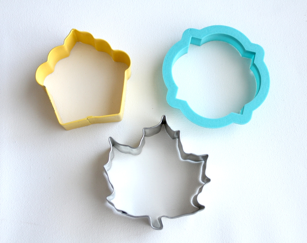Plaque cutter by  Whisked Away Cutters