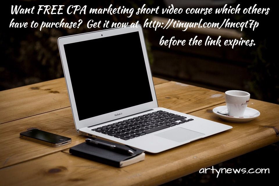 CPA marketing basics