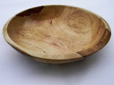 Beautiful Locally Turned Pecan Bowl
