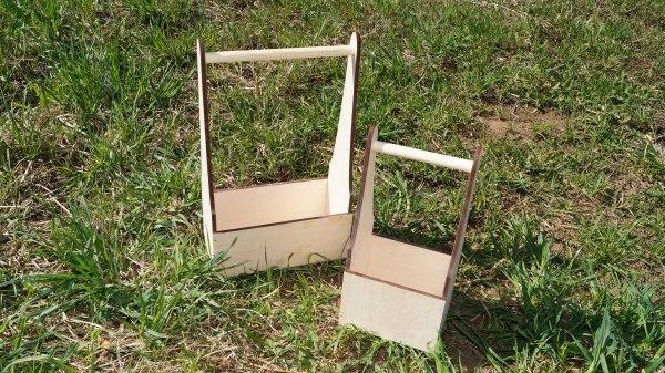 Деревянные ящики для цветов   Оптом и в розницу