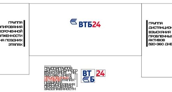 Макет для согласования с заказчиком Логотип ВТБ24