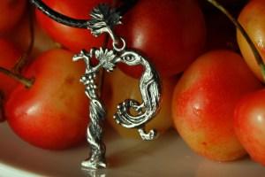 armenian letter pendant