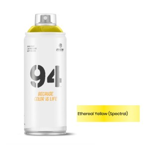 Ethereal Yellow Spectral
