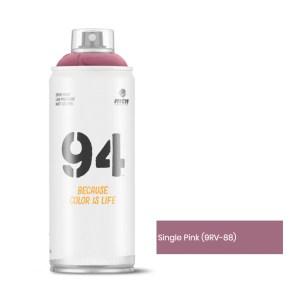 Single Pink 9RV-88