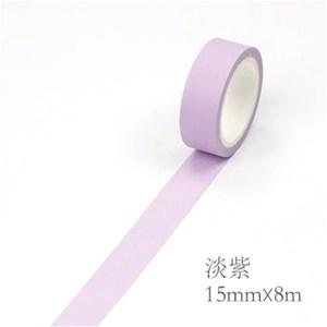 Purple soft paper